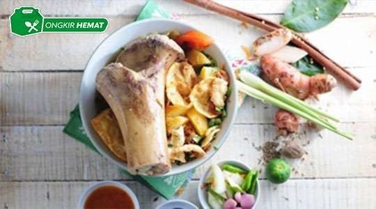 Menu & Review Soto Betawi Afung - Mall Of Indonesia