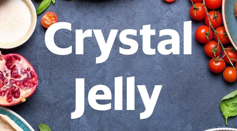 Menu & Review Crystal Jelly - Sunter Agung